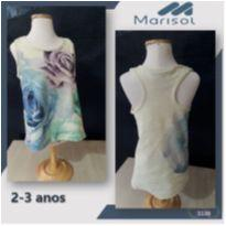 1116 Regata florida - 24 a 36 meses - Marisol