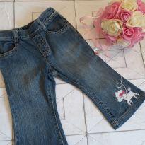 1428 Jeans poodle - 12 a 18 meses - Gymboree