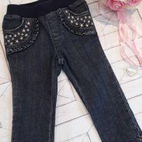 1430 Jeans estrelado - 12 a 18 meses - Gymboree