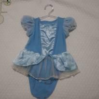 Body fantasia - 12 a 18 meses - Disney baby