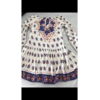 Lindo vestido hindi
