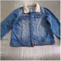 Colete Jeans fashion - 10 anos - Denim