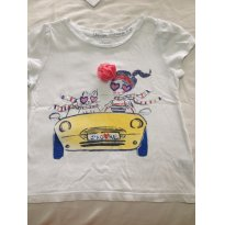 Camiseta Baby Gap - 5 anos - Baby Gap