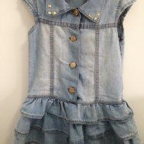 Vestido Rodado Barbie - 4 anos - C&A