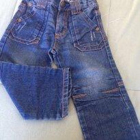 Calça jeans Tip Top - 2 anos - Tip Top