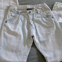 Calca Jeans Menininha - 6 anos - Palomino