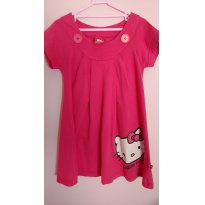 HELLO KITTY ROSINHA - 6 anos - Hello  Kitty