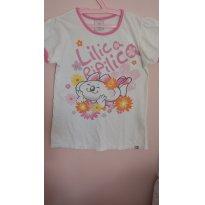 Camisola lilica Ripilica - 6 anos - Lilica Ripilica