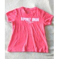 Camiseta Nike T10 - Menina - 10 anos - Nike