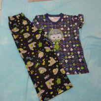 Pijama de ET da Carter`s - tam7 - 7 anos - Carter`s