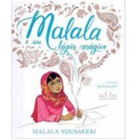 Malala E Seu Lápis Mágico - Livro -  - Companhia das Letras
