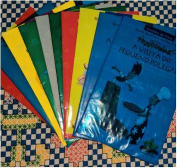 Coleção Com 10 Livros - Coleção Pessoinha Ruth Rocha - Sem faixa etaria - Editora FTD