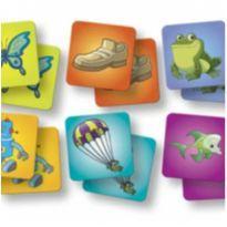 Jogo Super Memória Figuras Infantis 108 Cartelas - Grow -  - Grow