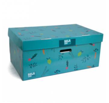 caixa berço rn bela baby box - Sem faixa etaria - Não informada