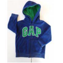Casaco com Capuz Tam 4 - 4 anos - Baby Gap