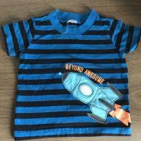 Kit c/ 4 camisetas