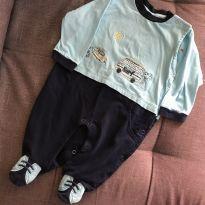 Macacão - 3 a 6 meses - Anjos baby