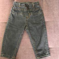 Calça jeans - 9 a 12 meses - Kiabi
