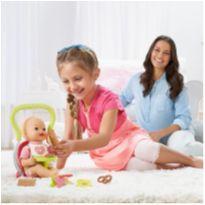 Little Mommy - Primeiro Lanchinho -  - Mattel
