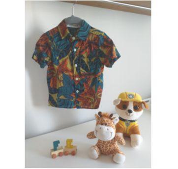 Camisa verão - 12 a 18 meses - C&A