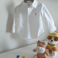 Camisa especial - 1 ano - Ralph Lauren