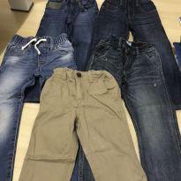 Kit gap calça - 4 anos - Baby Gap
