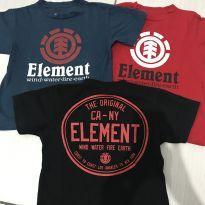 Camisetas Element - 4 anos - Element