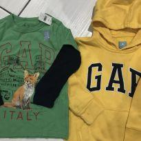 Kit Gap - 4 anos - Baby Gap