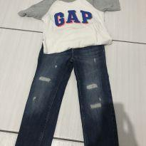 Conjunto gap old navy - 4 anos - Baby Gap