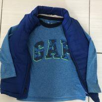 Colete e camisa Gap - 5 anos - Baby Gap