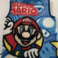 Coletinho super Mario - 5 anos - Importada