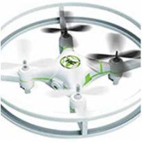 Drone Quadricoptero Ufo Com Controle Remoto E Luzes De Led -  - Não informada