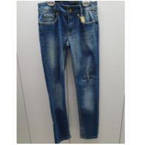 calça jeans infantil feminina John John - 14 anos - John John