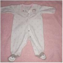 Macacão pijama macaquinha Carter`s - 3 meses - Carter`s