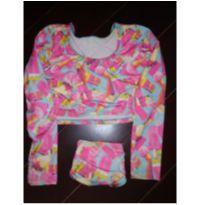Biquini blusinha - 4 anos - Sem marca
