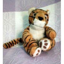 Pelúcia Tigre Da Parmalat Coleção Rara 23x18 Cm -  - Parmalat