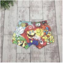 Cueca Mario - 1 ano - Não informada