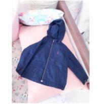 Jaqueta nylon com capuz Ralph Lauren - 18 meses - Ralph Lauren