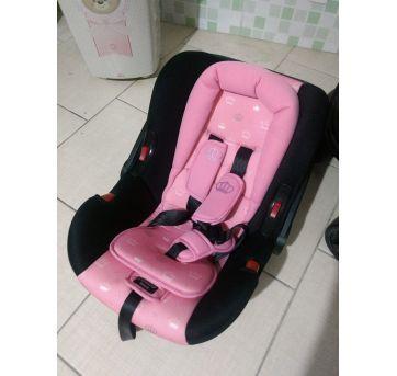 Carrinho de bebê Travel System - Sem faixa etaria - Cosco