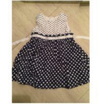 Vestido de bolinha - 2 anos - Mily