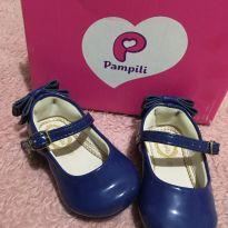 Sapatilha Angel azul Marinho - 16 - Pampili