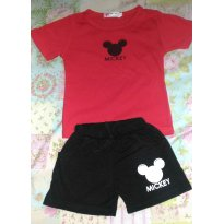 Conjunto Lindo do Mickey