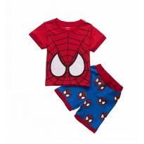 Conjunto Lindo do Homem Aranha - 4 anos - Importado