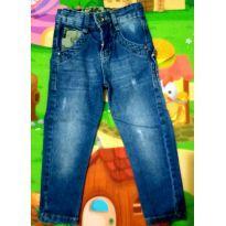 calça jeans linda - 3 anos - Não informada