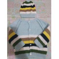 blusa de frio linda de lã - 2 anos - Não informada