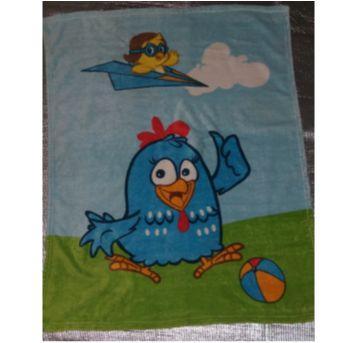 Cobertor Lindo da Galinha Pintadinha - Sem faixa etaria - Galinha Pintadinha
