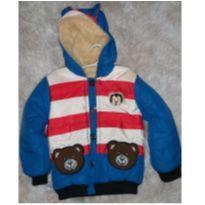 Jaqueta de Frio Linda - 3 anos - Importado