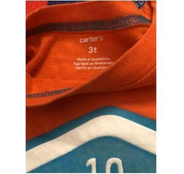 Blusa da Carter`s - 3 anos - Carter`s