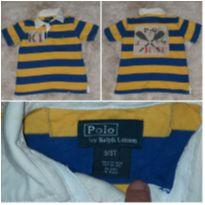 Blusa da Polo Ralph Lauren - 3 anos - US Polo Assn