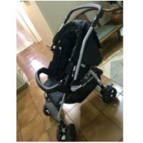 Carrinho Burigotto At6k (bebê conforto+base+ninho) -  - Burigotto